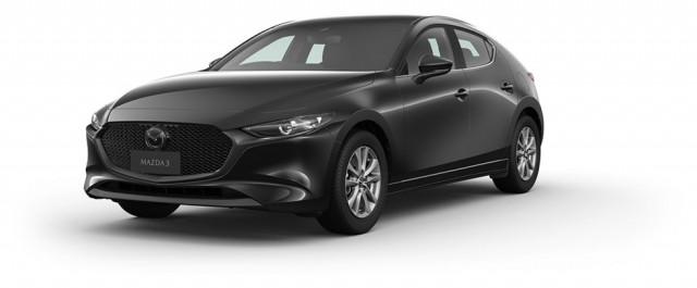 2020 Mazda 3 BP G20 Pure Hatch Hatchback Mobile Image 2