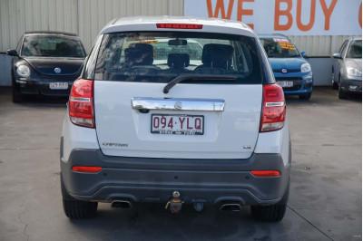 2016 Holden Captiva CG MY16 LS Suv Image 5