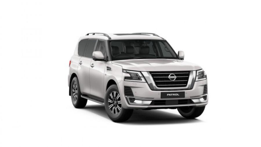 2020 Nissan Patrol Y62 Series 5 Ti-L Suv Image 6