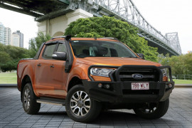 Ford Ranger Wildtrak Double Cab PX MkII