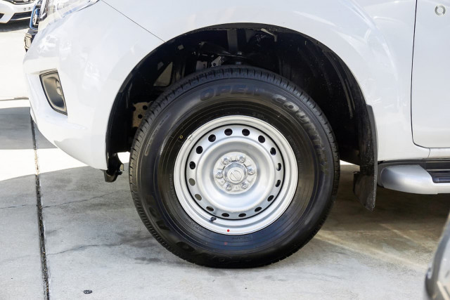 2019 Nissan Navara D23 Series 4 SL 4x4 Dual Cab Pickup Utility Image 5