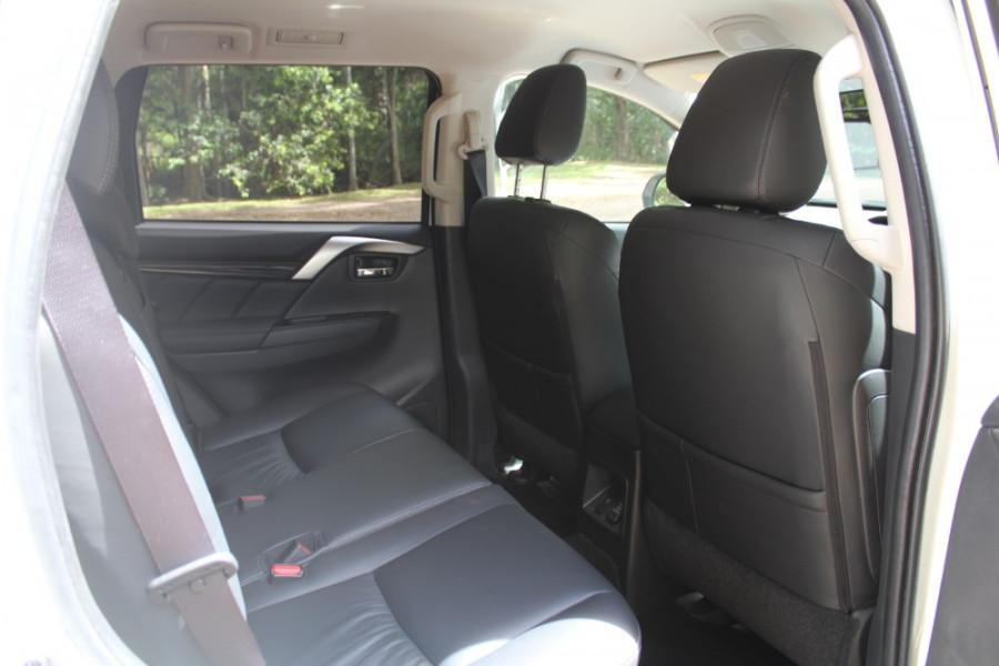 2019 Mitsubishi Pajero Sport QE Black Edition Suv