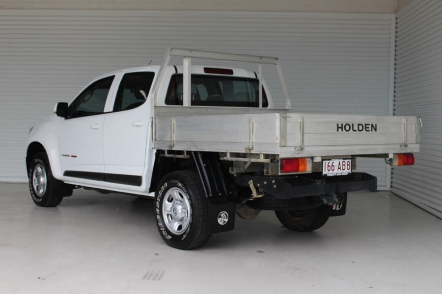 2016 Holden Colorado RG MY16 LS Cab chassis Image 5
