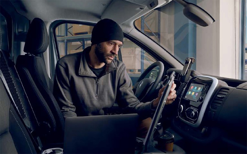 Trafic Your mobile office