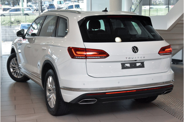 2020 MY21 Volkswagen Touareg CR 170TDI Suv Image 2