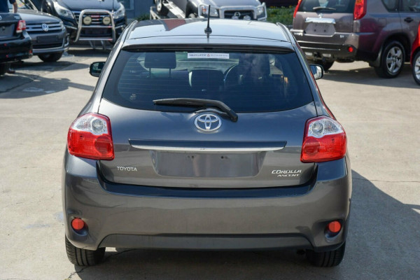 2010 Toyota Corolla ZRE152R MY10 Ascent Hatchback Image 4