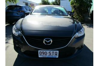 2012 Mazda 6 GJ1031 Sport SKYACTIV-Drive Sedan Image 2
