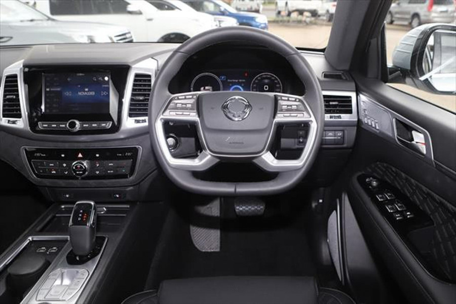 2021 SsangYong Rexton Y450 Ultimate Suv Image 13