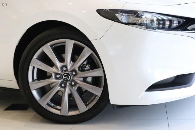 2019 Mazda 3 BP G25 Evolve Sedan Sedan Image 2