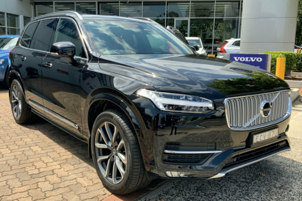 2018 MY19 Volvo XC90 256 MY19 D5 Inscription (AWD) Suv Image 3