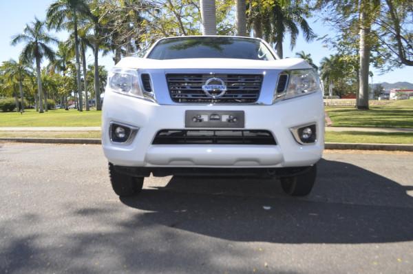 2019 Nissan Navara D2 RX Utility
