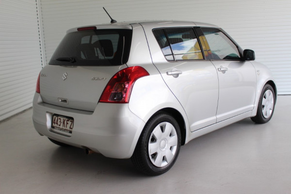 2008 Suzuki Swift RS415 S Hatch Image 2