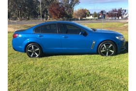 2014 Holden Commodore VF MY14 EVOKE Sedan Image 2