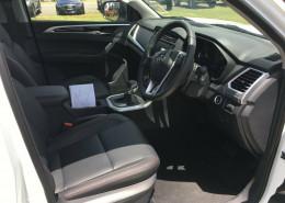 2019 MY18 LDV T60 Ute Dual Cab SK8C Luxe Utility