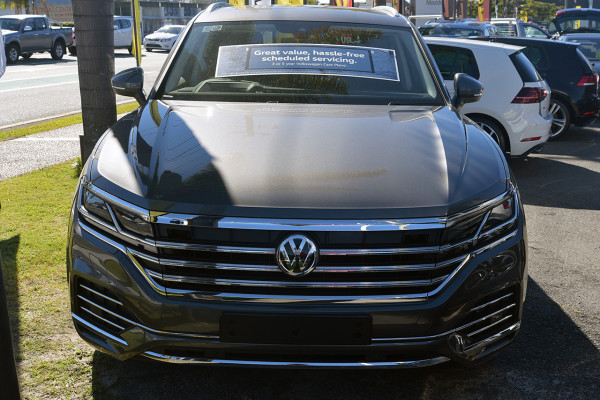 2019 MY19.5 Volkswagen Touareg CR Launch Edition Suv Image 3