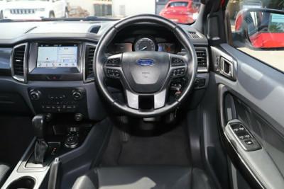 2016 Ford Everest UA Titanium Suv