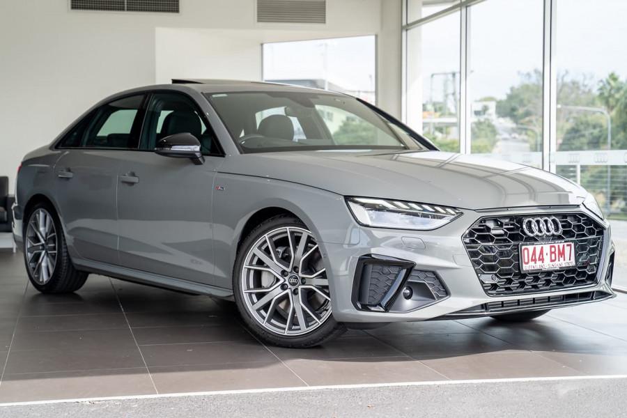 2021 Audi A4 7Spd
