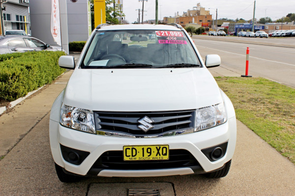 2014 Suzuki Grand Vitara JB Sport Suv Image 3