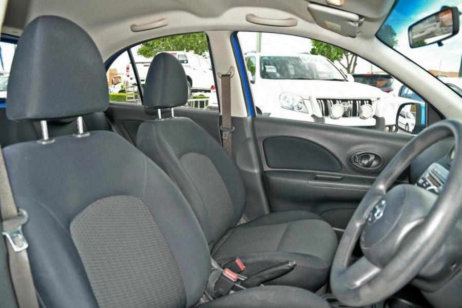 2012 Nissan Micra K13 ST Hatchback