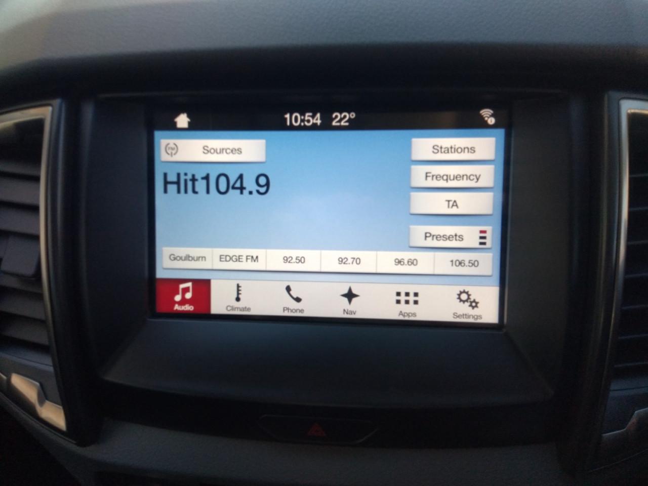 2017 Ford Ranger PX MKII XLT Utility Image 20