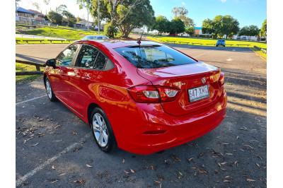 2017 Holden Astra BL MY17 LS Sedan Image 5