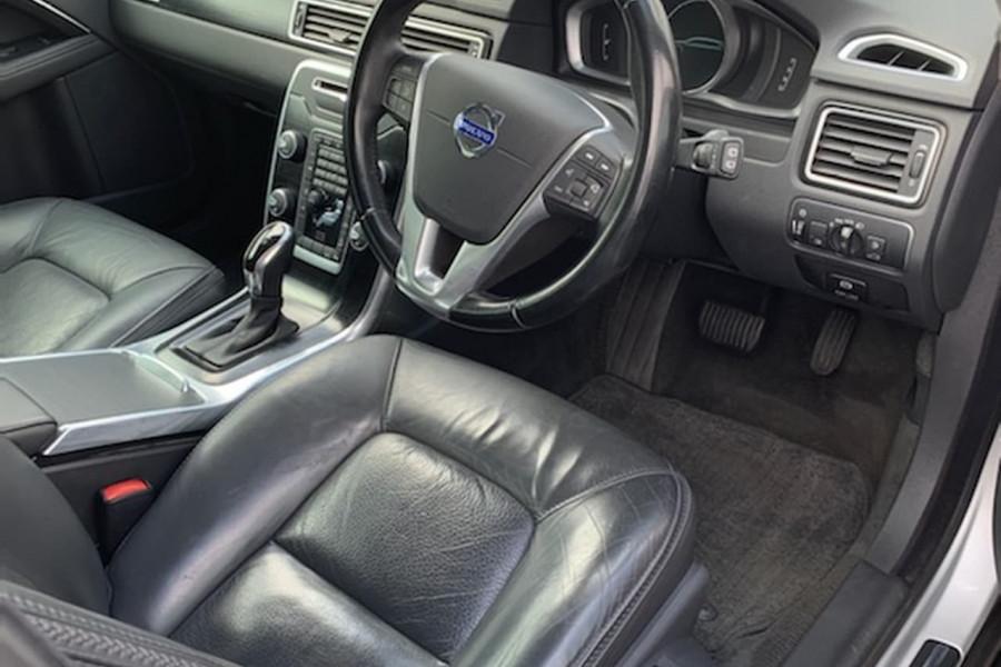 2013 Volvo Xc70 (No Series) MY13 D5 Teknik Wagon