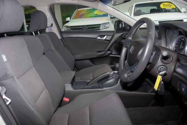 2012 Honda Accord Euro CU MY12 Sedan