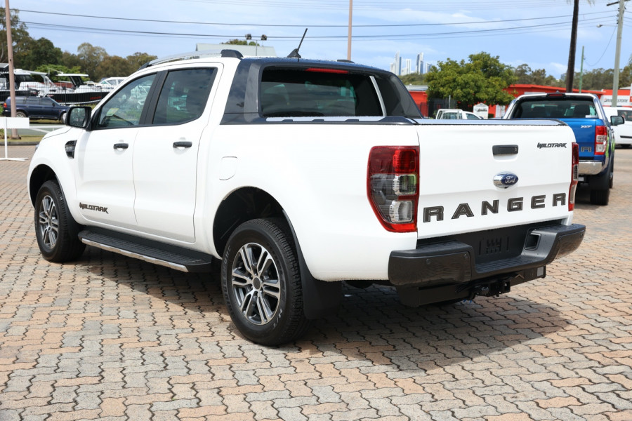2020 MY20.75 Ford Ranger PX MkIII Wildtrak Ute Image 3
