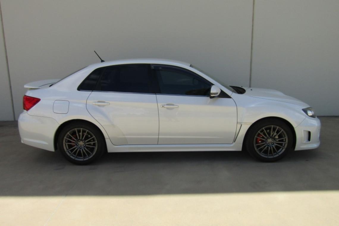 2012 Subaru Impreza G3 MY12 WRX Sedan