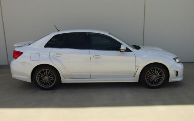 2012 Subaru Impreza G3 MY12 WRX Sedan Image 2
