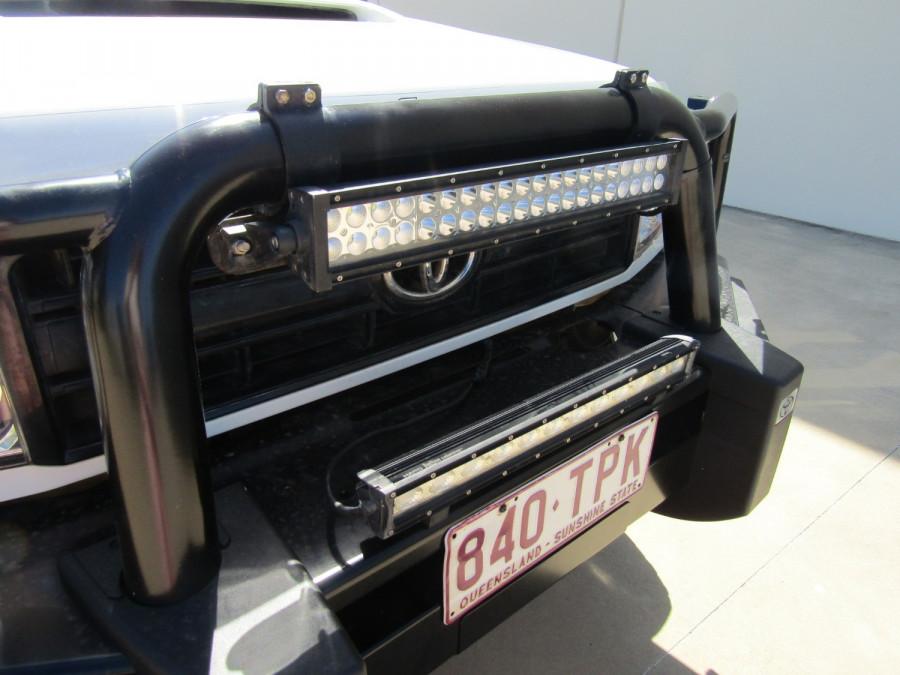 2013 Toyota Landcruiser VDJ79R MY13 GX Cab chassis Image 17