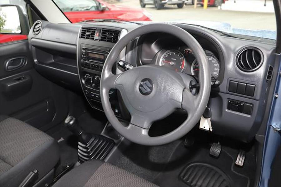 2012 Suzuki Jimny SN413 T6 Sierra Hardtop Image 10