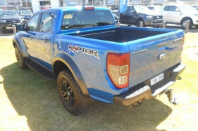 2019 Ford Ranger Raptor PX MkIII Double Cab Pick Up Utility Image 4