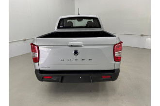 2021 MY20.5 SsangYong Musso Q201 ELX XLV Utility Image 5