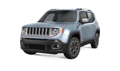 2017 Jeep Renegade BU Limited Wagon