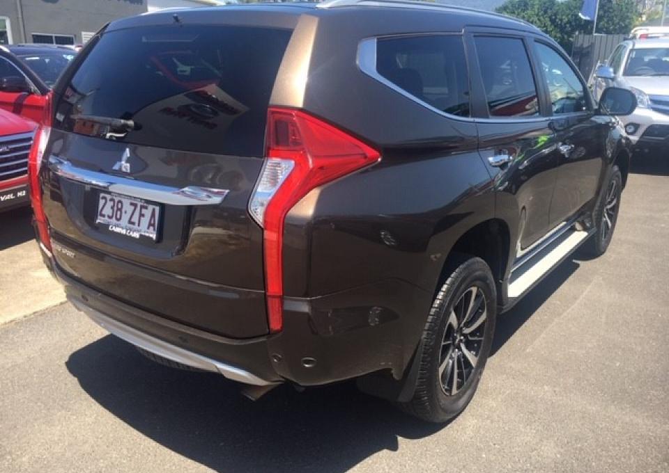 2017 Mitsubishi Pajero Sport QE Exceed Suv