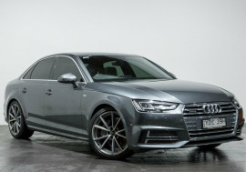 Audi A4 Sport S tronic quattro B9 8W MY16