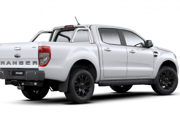 2019 MY19.75 Ford Ranger PX MkIII 4x4 XLT Double Cab Pick-up Utility Image 3