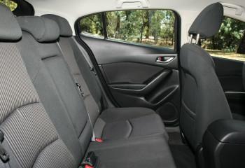 2014 Mazda 3 BM5438 SP25 SKYACTIV-Drive Hatchback