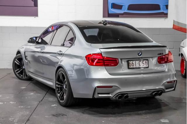 2016 BMW M3 F80 LCI Sedan