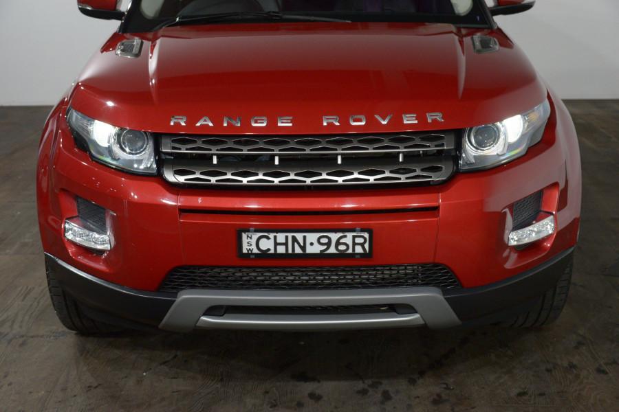 2012 Land Rover Evoque Si4 Pure