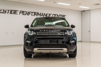 2016 MY17 Land Rover Discovery Sport L550  TD4 180 HSE Suv Image 2