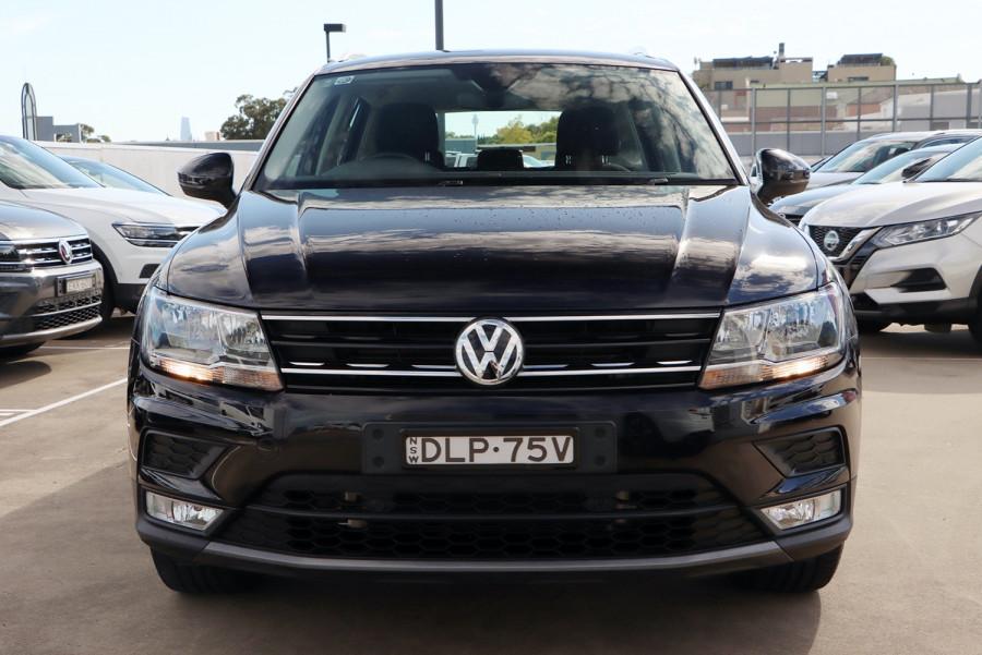 2016 MY17 Volkswagen Tiguan 5N  132TSI Comfrtline Suv Image 7