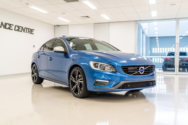 2016 MY17 Volvo S60 F Series T6 R-Design Sedan Image 41