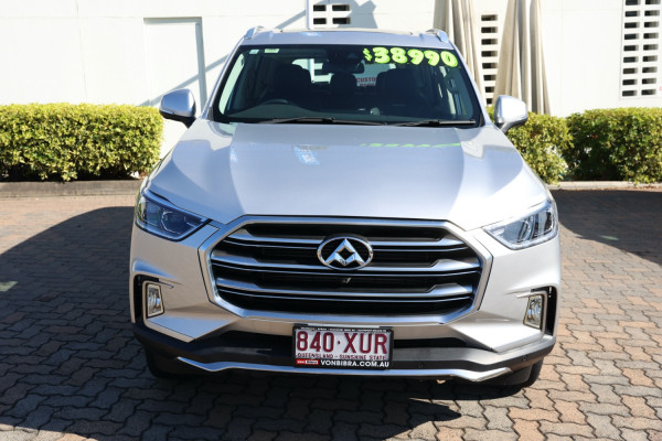 2018 LDV D90 SV9A Luxe Suv Image 2