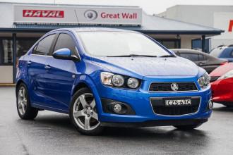 Holden Barina CDX TM MY16