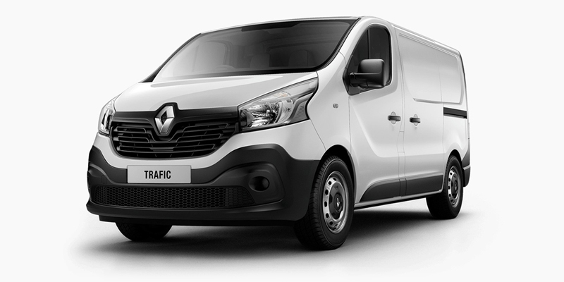 2018 Renault Trafic L1H1 Short Wheelbase Single Turbo Van
