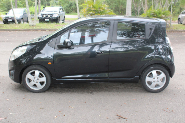 2011 Holden Barina Spark MJ  CD Hatchback Image 5