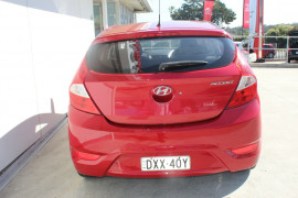 2012 Hyundai Accent RB Hatchback