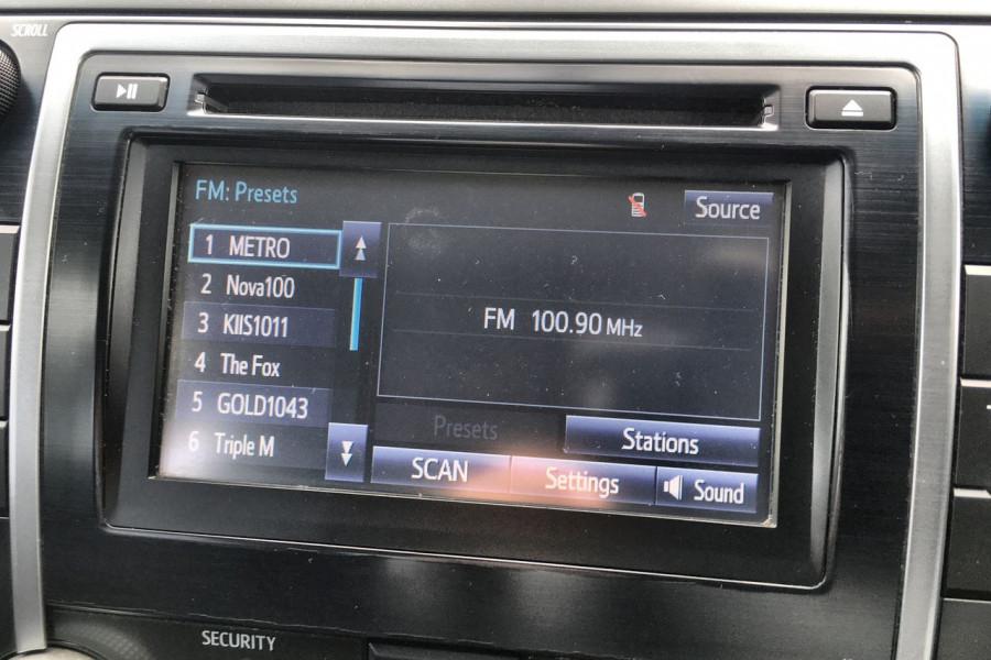 2015 Toyota Camry ASV50R Altise Sedan Image 9